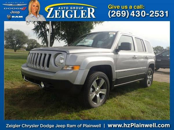 2017 Jeep Patriot Latitude SUV Patriot Jeep