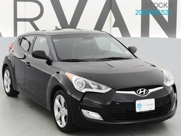 2014 Hyundai Veloster Coupe