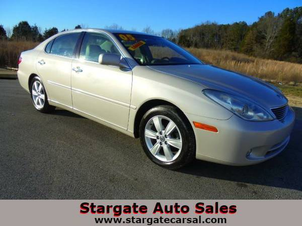 2005 Lexus ES 330 Sedan-Nice, Leather, Loaded