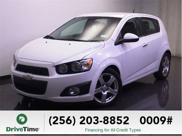 2012 *Chevrolet Sonic* - LOW DOWN-PAYMENT
