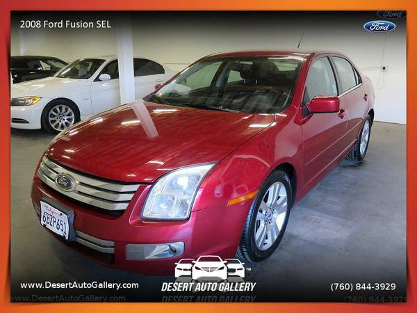 2008 Ford Fusion SEL Sedan is priced to SELL NOW!