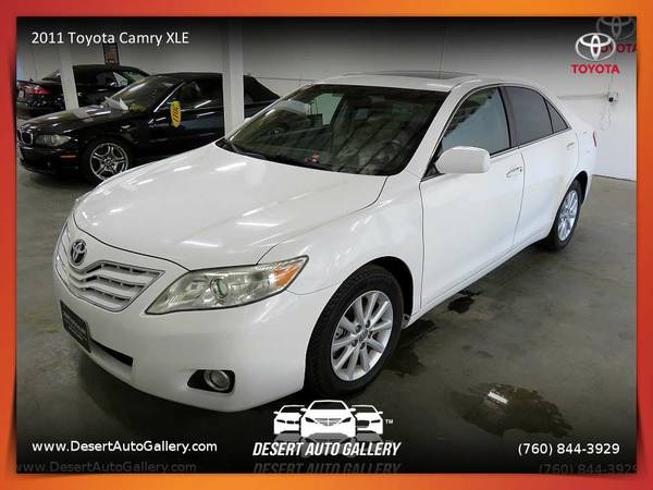 2011 Toyota Camry XLE Sedan HURRY UP, JUST REDUCED!