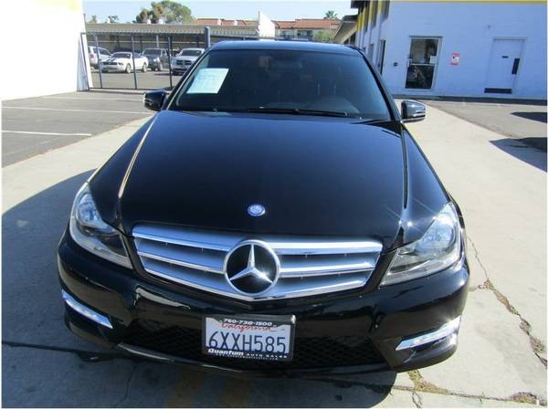 MERCEDES BENZ C250!MILITARY DISCOUNT ! EZ FINANCE !CALL & APPLY NOW !