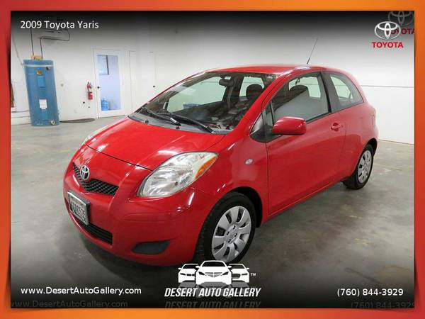 2009 Toyota Yaris Hatchback from Desert Auto Gallery