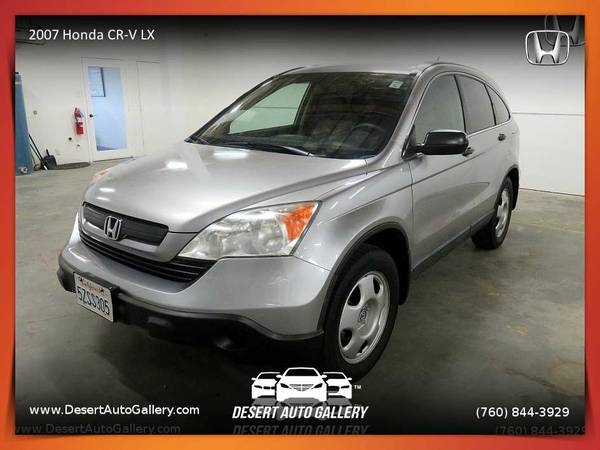 2007 Honda CR-V LX SUV on SALE NOW!