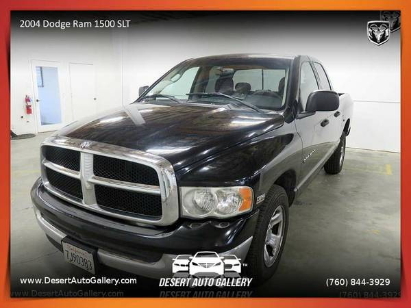 2004 Dodge Ram 1500 SLT Pickup in GREAT CONDITION!