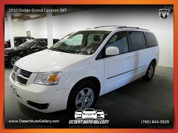 2010 Dodge Grand Caravan SXT Van/Minivan for SALE to a GOOD HOME