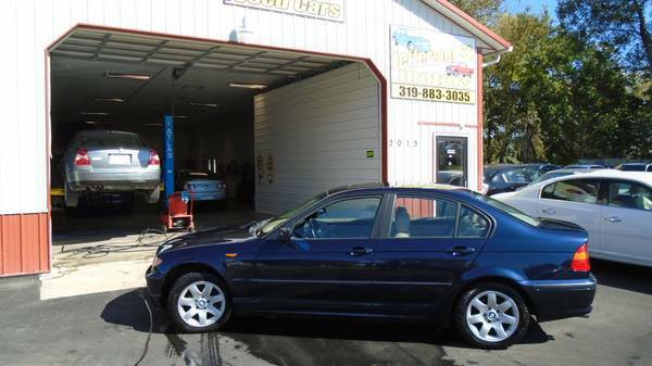 03 BMW 325XI. AWD.excellent. 106000 miles $5500