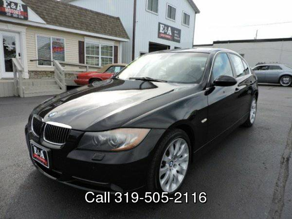 2006 BMW 3 Series 4dr Sdn AWD 330xi