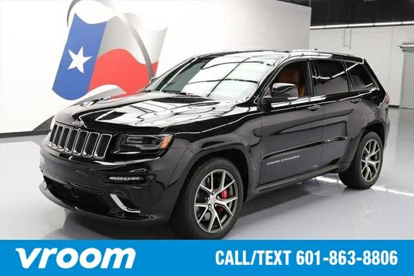 2016 Jeep Grand Cherokee SRT 7 DAY RETURN / 3000 CARS IN STOCK