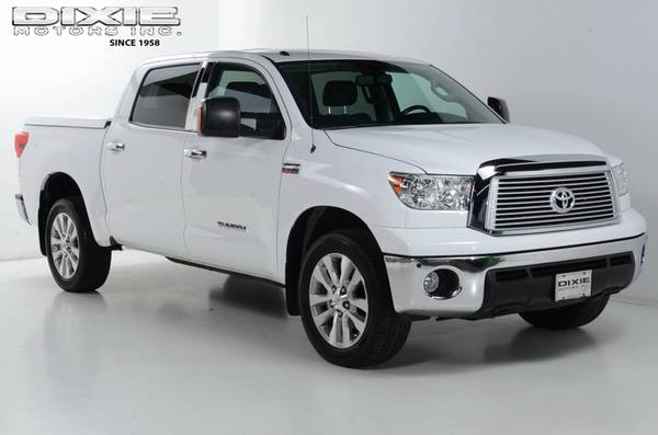 PLATINUM 4WD 2012 TOYOTA TUNDRA LOW MILES 4 IN STOCK