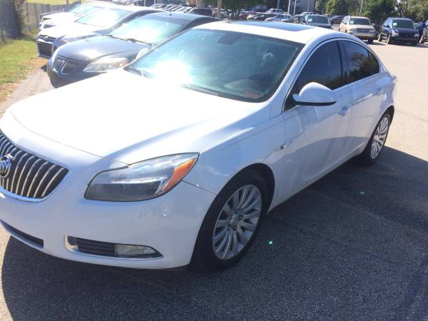 2011 Buick Regal!! Down Payment As Low As $650!!!