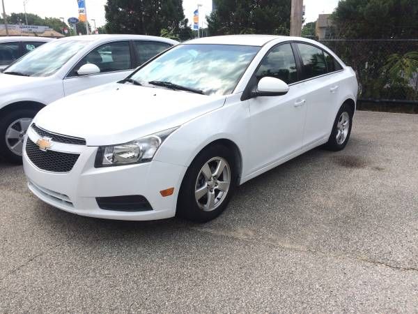 Fall Is Here, Falling Prices!! 2012 Chevrolet Cruze $700 Down!