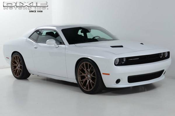 CUSTOM 22 WHEELS 2016 DODGE CHALLENGER SXT