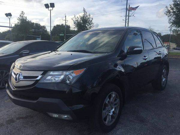 2007 *Acura* *MDX* SH-AWD w/Tech w/RES 4dr SUV w/Technology and Enter