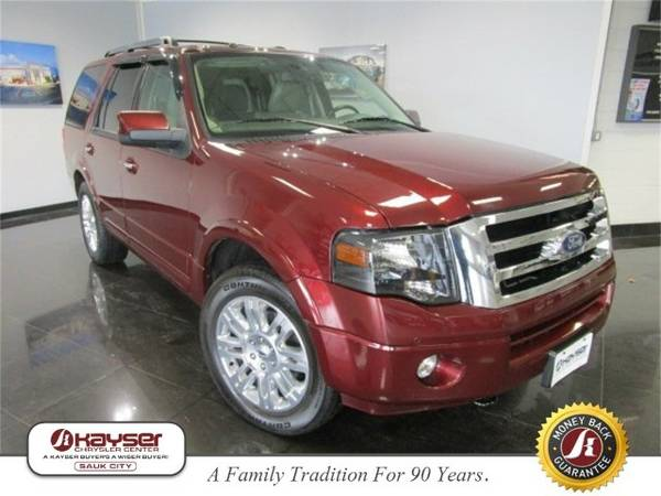 2012 Ford Expedition Limited SUV Expedition Ford