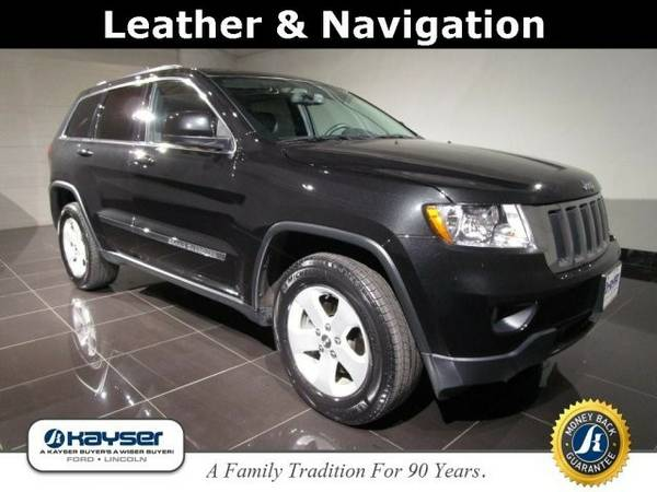 2013 Jeep Grand Cherokee Laredo SUV Grand Cherokee Jeep