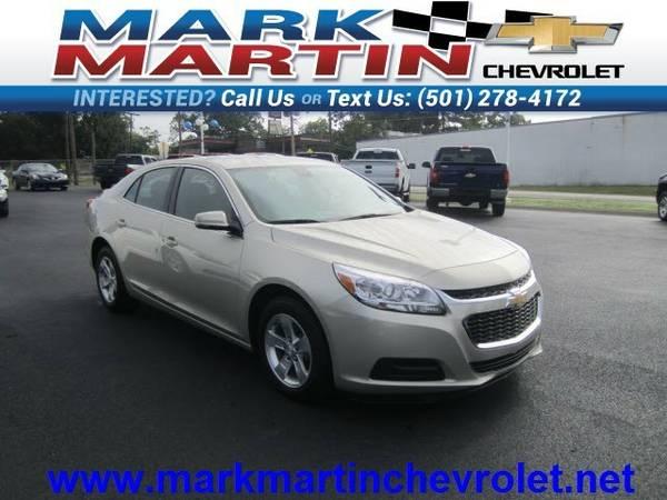 2016 Chevrolet Malibu Limited LT Sedan Malibu Limited Chevrolet