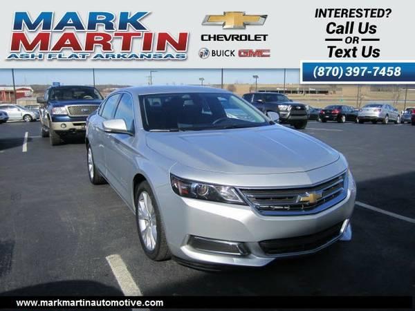 2015 Chevrolet Impala LT Sedan Impala Chevrolet