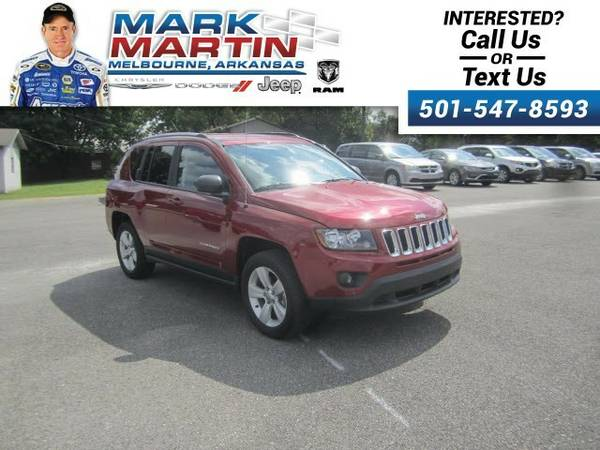 2016 Jeep Compass SUV Compass Jeep