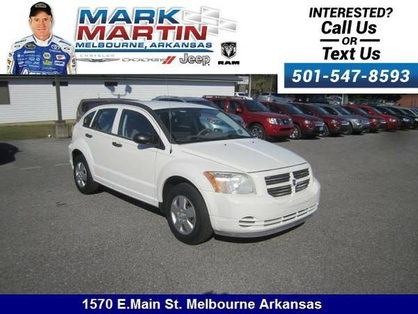 2007 Dodge Caliber Base Sedan Caliber Dodge