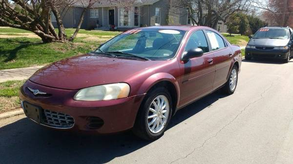 2002 Chrysler Sebring - Great price for a good car