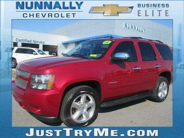 2014 *Chevrolet Tahoe* LT (Crystal Red Tintcoat)