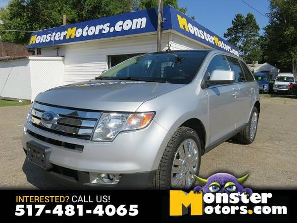 2010 Ford Edge 4d Wagon Limited