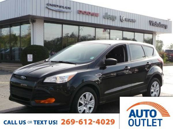 2014 Ford Escape S SUV Escape Ford