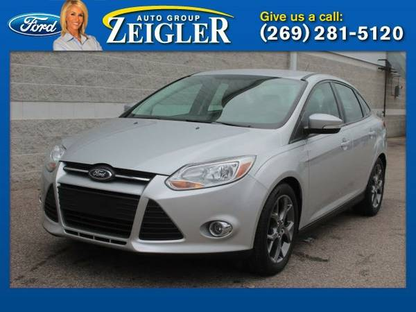2014 Ford Focus SE Sedan Focus Ford