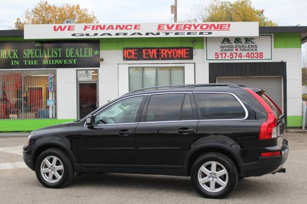 2007 VOLVO XC90! ** LEATHER, 3RD ROW! ** FAST FINANCING FOR ANY CREDIT