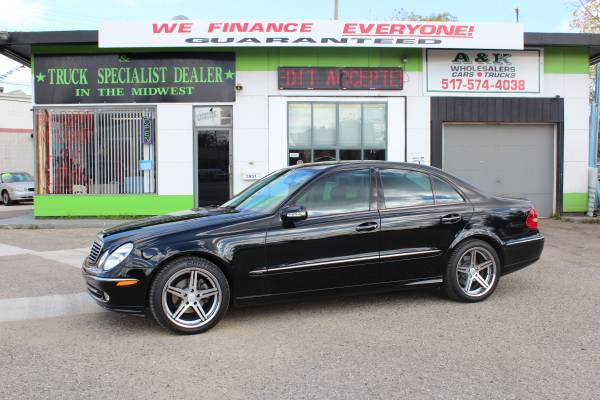 2003 MERCEDES-BENZ E320!! FINANCING AVAILABLE!! CALL TODAY!!