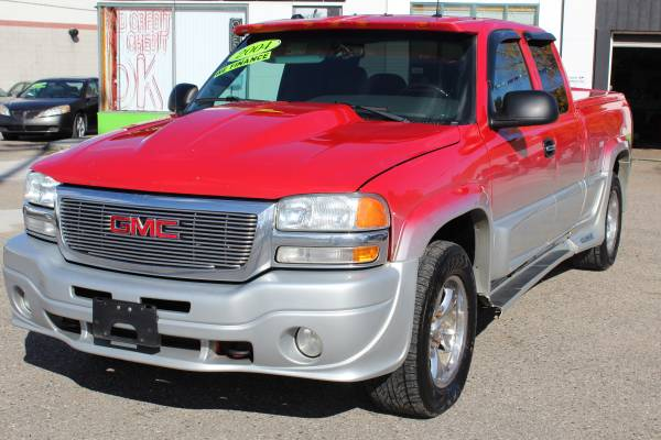 2004 GMC SIERRA 1500 ^ 4X4 VERY CLEAN ^ FINANCING FOR ANY CREDIT FAST!
