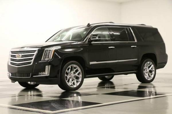 *ESCALADE AWD w COOLED LEATHER* 2016 Cadillac *DVD Player - GPS NAV*