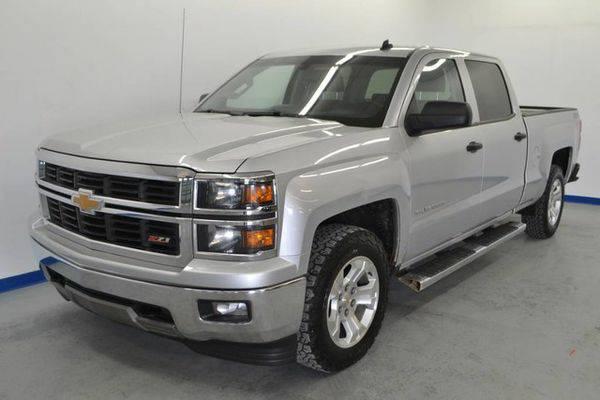 2014 *Chevrolet* *Silverado* *1500* LT 🚙 EZ - FINANZING !!!
