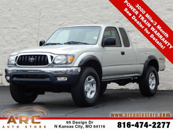 2003 *Toyota* *Tacoma* PreRunner