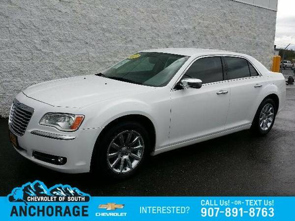 2011 Chrysler 300-Series LIMITED (You Save $493 Below KBB Retail)