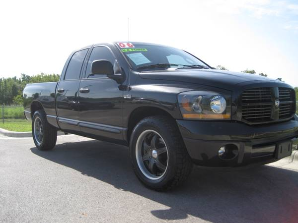 @@@ 2006 DODGE RAM Quad Cab HEMI NIGHTRUNNER@@@@@