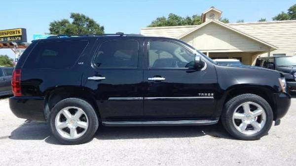 2011 Chevrolet Tahoe - Call