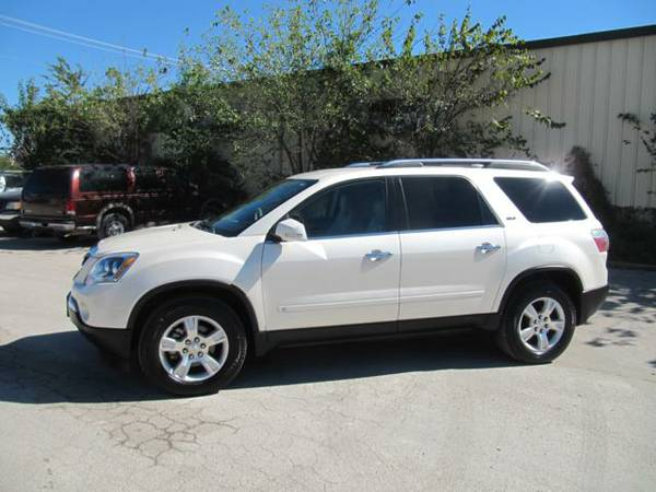 2009 GMC Acadia SLT 1 Owner Clean CarFax 106k Miles WOW!!!