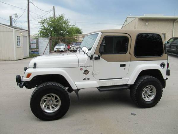 1999 Jeep Wrangler Sahara Lots of Upgrades Clean CarFax None Nicer