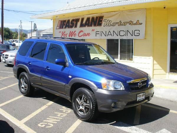 2005 MAZDA TRIBUTE 4X4 ( FORD ESCAPE) - HOME OF YES WE CAN FINANCING