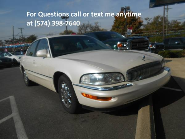 2003 Buick Park Avenue Loaded with only 46,305 Actual Miles