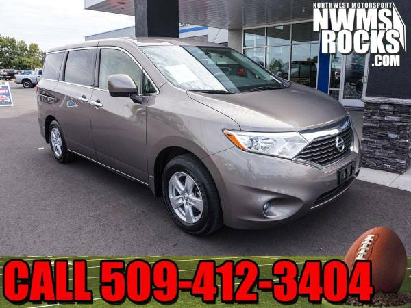 2015 *Nissan Quest* SV FWD -