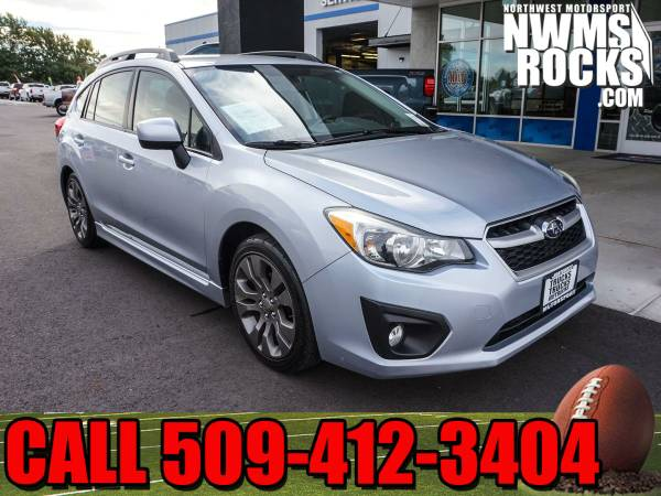 2013 *Subaru Impreza* Sport Premium AWD - 2013 Subaru Impreza Sport Pr