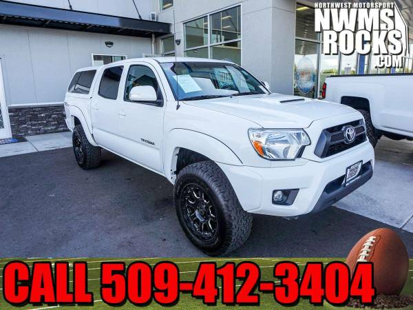 2014 *Toyota Tacoma* 4x4 - 2014 Toyota Tacoma 4x4 Truck w/ Off Road Ti