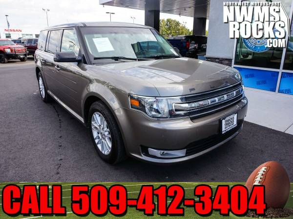 2013 *Ford Flex* SEL AWD -