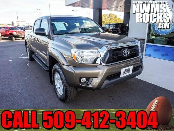 2015 *Toyota Tacoma* SR5 4x4 -