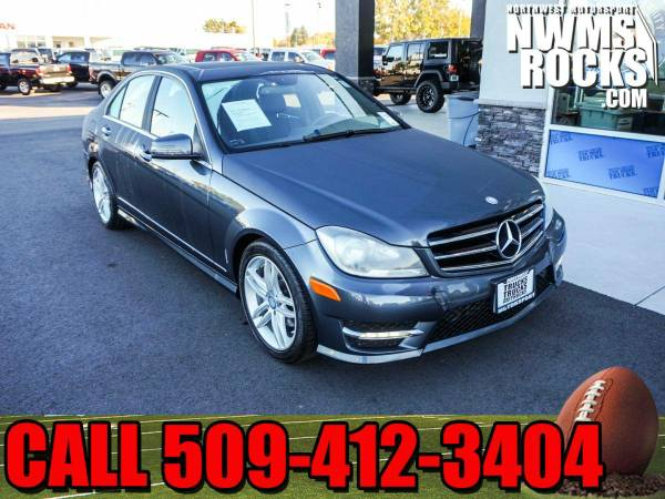 2014 *Mercedes-Benz C250* RWD - Interior Wood Trim! 2014 Mercedes-Benz