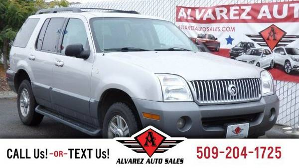 2005 Mercury Mountaineer Luxury 4.0L AWD SUV Mountaineer Mercury